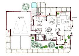 Modern House Floor Plans Viewing Gallery Modern Contemporary