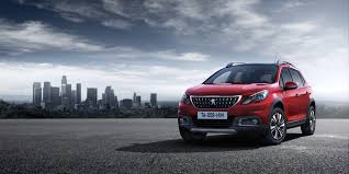 peugeot car leasing the popular peugeot 2008 gets a revamp
