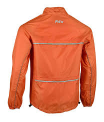 mens hi vis waterproof cycling jacket fdx mens waterproof cycling jacket breathable lightweight high