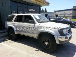 97 toyota 4runner parts 1997 toyota 4 runner parts cars trucks silver front left