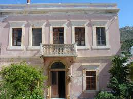 neoclassical house neoclassical house in agia marina h225 aegean real estates