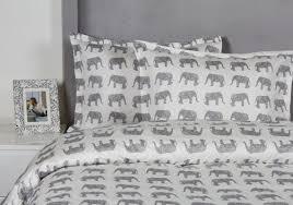 Elephant Twin Bedding Melange Home Elephant Duvet Cover Set U0026 Reviews Wayfair