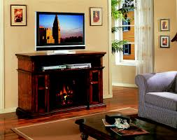 Home Theater Rug Classic Flame Pasadena Home Theater Electric Fireplace