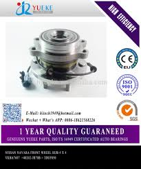 nissan pathfinder wheel bearing front wheel hub bearing for nissan navara front wheel hub bearing