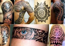 maori tattoos tribal designs