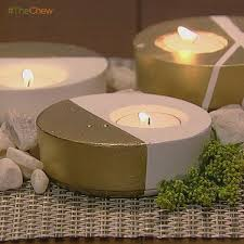can you use tea light candles without holders 94 best wedding diy candle holders images on pinterest candle