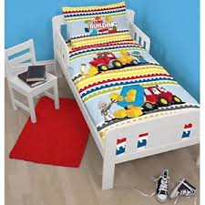 Lego Bedding Set Lego Duplo Junior Toddler Duvet Cover Bedding Set 120cm X