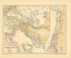 Map Of Asia And Europe by Map Page Of Section Lxxix Western Asia At The Time Of Sala U2026 Flickr