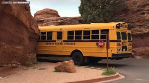 Garden Of Rocks by This Bus Driver Really Wanted To Fit In This Garden Of The Gods