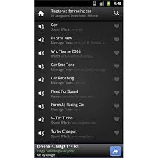 ringtones for android the top android ringtone apps