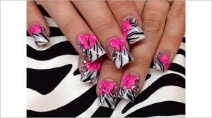 fingernã gel design zum selber machen wunderschöne fingernägel design emathilde