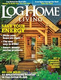 chestnut lodge modern rustic homes chestnut lodge is featured in the august 2016 issue of log home living