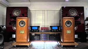 tannoy turnberry speakers at kenricksound showroom タンノイ
