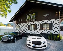 bentley showroom opent unieke showroom in kitzbühel