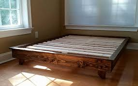 The 25 Best Wooden Beds by Platform Bed Low Profile Bed Ava Solid Wood Bed Bed Frame