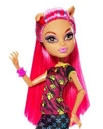 buy monster high creepateria howleen wolf doll online at low