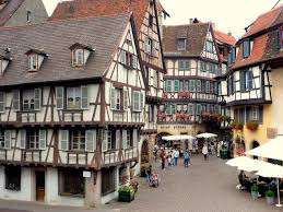 Colmar France Colmar Alsace French Moments