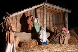 see the live nativity at lanier islands this season