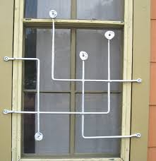 Basement Window Security Bars by Newark Custom Window Bars 201 855 6257 Windows Bars Com Newark