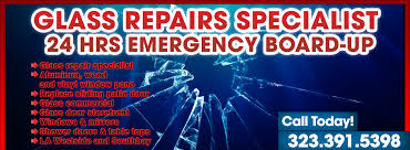 los angeles glass repair specialist 24 hour emergency glass
