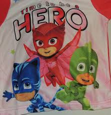 toddler girls pj masks pajamas disney junior sizes 2t catboy