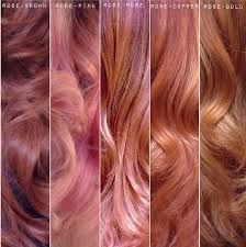 rose gold lowlights on dark hair image result for rose gold mixed with red hair highlights
