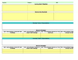 kindergarten excel spreadsheets resources u0026 lesson plans