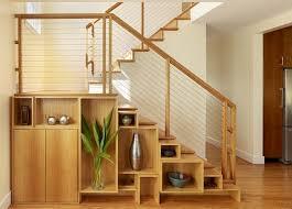 box shelving creating purposeful wall Box Stairs Design