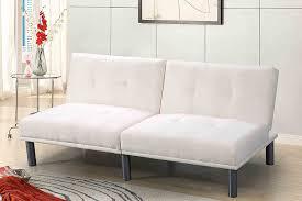 detroit 2 seater polyester micro fiber fabric compact fold down detroit 2 seater polyester micro fiber fabric compact fold down sofa bed in cream or black cream amazon co uk kitchen home