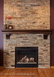 Wood Fireplace Mantel Shelves Designs by Simply Cover An Existing Fireplace With Real Thin Stone Natural