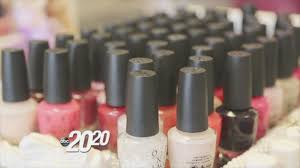 could you be risking your health at a nail salon video abc news