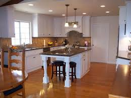 kitchen island with seating butcher block sink plus faucet windows