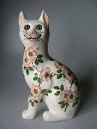 wemyss ware cat circa 1890 cats in ware
