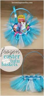 mermaid easter basket frozen string easter basket i made for my daughters friends