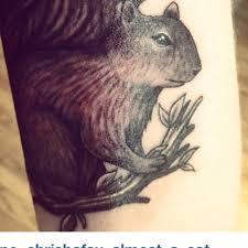 46 best squirrel tattoos images on pinterest squirrel tattoo