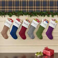 cable knit christmas 2018 personalized christmas personal creations