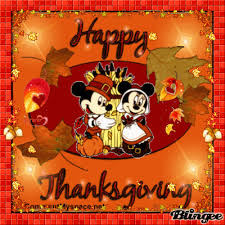 mickey s thanksgiving picture 76437160 blingee
