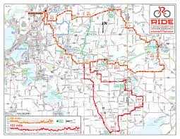 Route Maps by Final Route Maps U2013 The Ride
