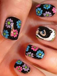 Food Nail Art Designs Top 25 Best Painted Nail Art Ideas On Pinterest Nails 2016