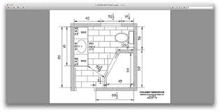 bathroom design floor plan with 7x8 bathroom layout