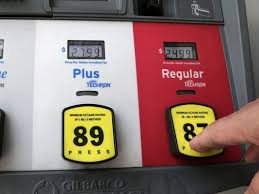 gas prices are heading up when they usually in winter