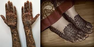 henna tattoo girlshue