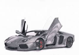 lamborghini aventador drawing outline image gallery lamborghini aventador drawing