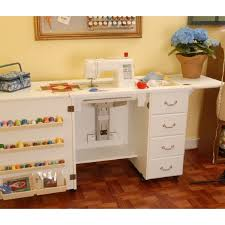 White Sewing Machine Cabinet by Arrow Norma Jean Sewing Machine Cabinet In White At Ken U0027s Sewing