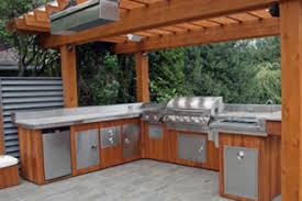outdoor kitchen furniture sarasota outdoor kitchen and deck contractor