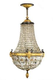 Basket Chandeliers Antique Bronze Chandeliers The Uk U0027s Premier Antiques Portal