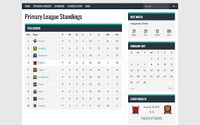 sportspress u2013 sports club u0026 league manager u2014 wordpress plugins