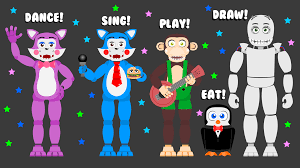 si e social fnac five nights at s sing play eat and draw my favorite