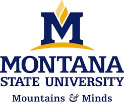 Montana travel logos images Montana state university png