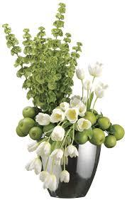 here u0027s a fun springtime flower arrangement tulips and asparagus